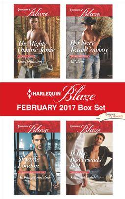 Harlequin Blaze February 2017 Box Set