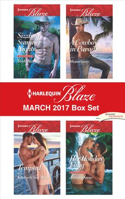 Harlequin Blaze March 2017 Box Set