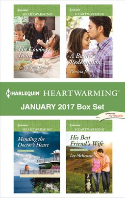 Harlequin Heartwarming January 2017 Box Set