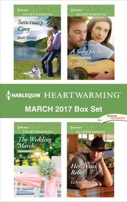 Harlequin Heartwarming March 2017 Box Set
