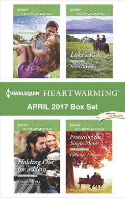 Harlequin Heartwarming April 2017 Box Set