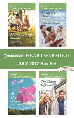 Harlequin Heartwarming July 2017 Box Set