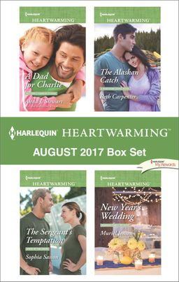 Harlequin Heartwarming August 2017 Box Set