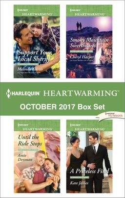 Harlequin Heartwarming October 2017 Box Set