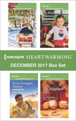 Harlequin Heartwarming December 2017 Box Set