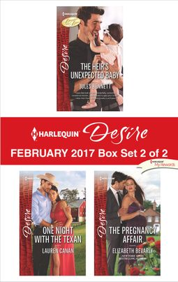 Harlequin Desire February 2017 - Box Set 2 of 2