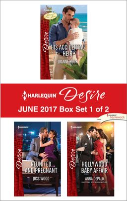 Harlequin Desire June 2017 - Box Set 1 of 2
