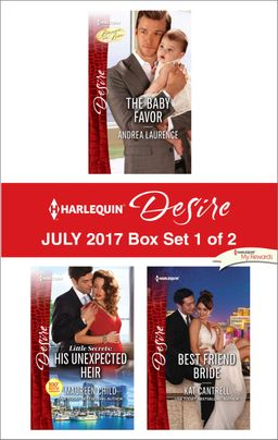 Harlequin Desire July 2017 - Box Set 1 of 2
