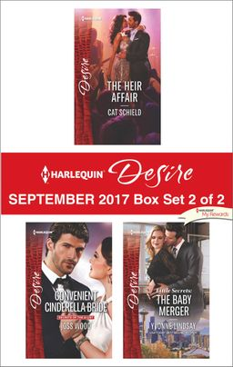 Harlequin Desire September 2017 - Box Set 2 of 2