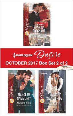 Harlequin Desire October 2017 - Box Set 2 of 2