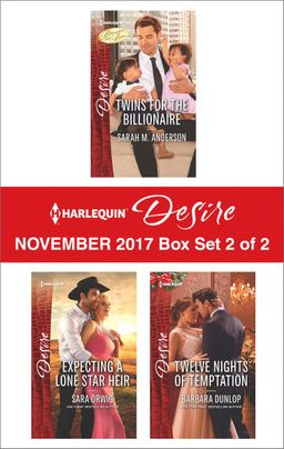 Harlequin Desire November 2017 - Box Set 2 of 2