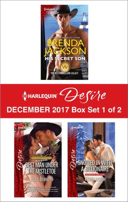Harlequin Desire December 2017 - Box Set 1 of 2