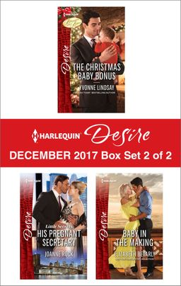 Harlequin Desire December 2017 - Box Set 2 of 2