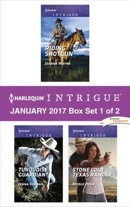 Harlequin Intrigue January 2017 - Box Set 1 of 2