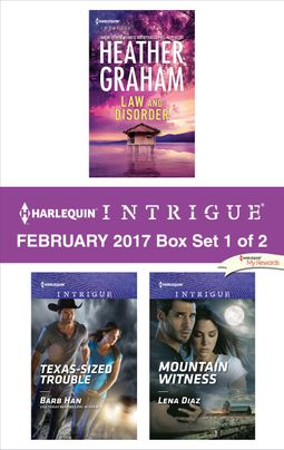 Harlequin Intrigue February 2017 - Box Set 1 of 2