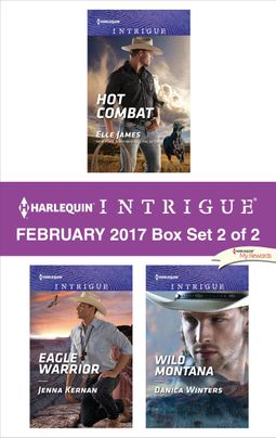 Harlequin Intrigue February 2017 - Box Set 2 of 2
