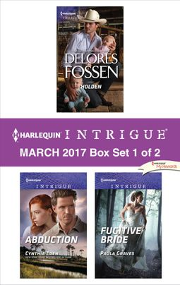 Harlequin Intrigue March 2017 - Box Set 1 of 2