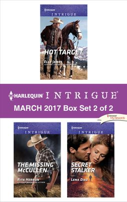 Harlequin Intrigue March 2017 - Box Set 2 of 2
