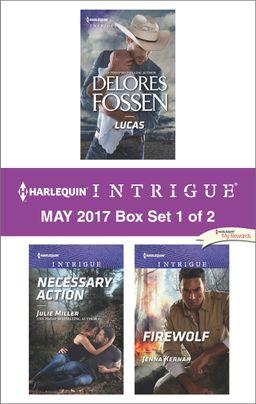 Harlequin Intrigue May 2017 - Box Set 1 of 2