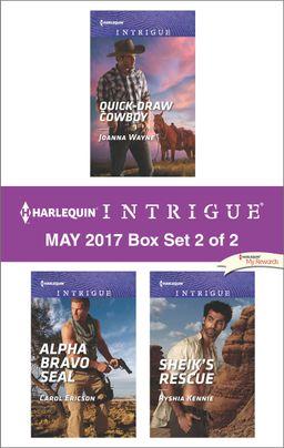 Harlequin Intrigue May 2017 - Box Set 2 of 2