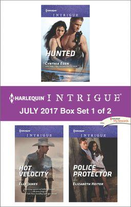 Harlequin Intrigue July 2017 - Box Set 1 of 2