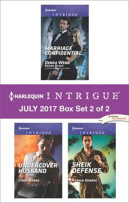 Harlequin Intrigue July 2017 - Box Set 2 of 2