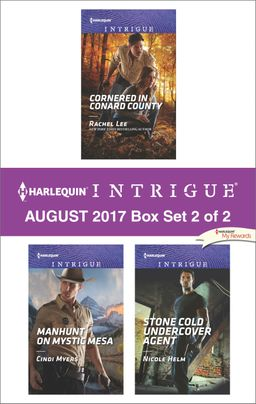 Harlequin Intrigue August 2017 - Box Set 2 of 2