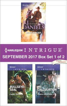 Harlequin Intrigue September 2017 - Box Set 1 of 2