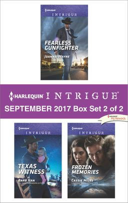 Harlequin Intrigue September 2017 - Box Set 2 of 2