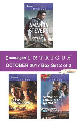 Harlequin Intrigue October 2017 - Box Set 2 of 2