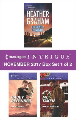 Harlequin Intrigue November 2017 - Box Set 1 of 2