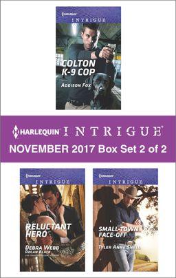 Harlequin Intrigue November 2017 - Box Set 2 of 2
