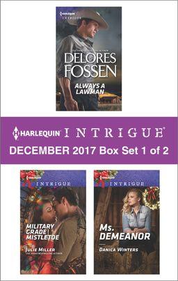 Harlequin Intrigue December 2017 - Box Set 1 of 2