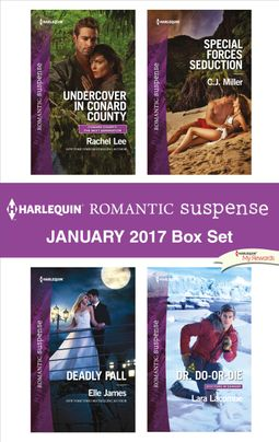 Harlequin Romantic Suspense January 2017 Box Set