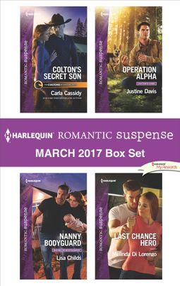 Harlequin Romantic Suspense March 2017 Box Set