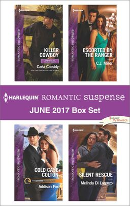 Harlequin Romantic Suspense June 2017 Box Set