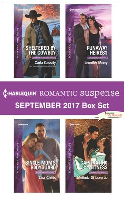 Harlequin Romantic Suspense September 2017 Box Set