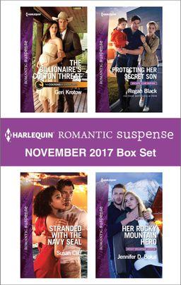 Harlequin Romantic Suspense November 2017 Box Set