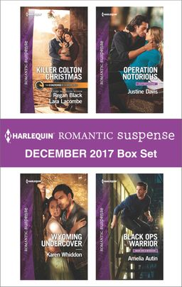Harlequin Romantic Suspense December 2017 Box Set