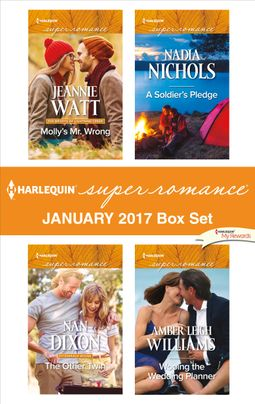 Harlequin Superromance January 2017 Box Set