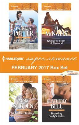 Harlequin Superromance February 2017 Box Set