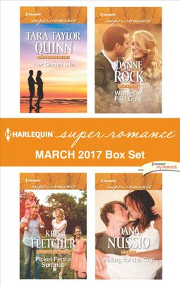 Harlequin Superromance March 2017 Box Set