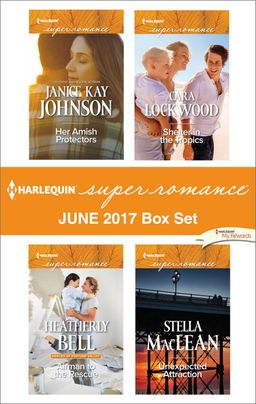 Harlequin Superromance June 2017 Box Set