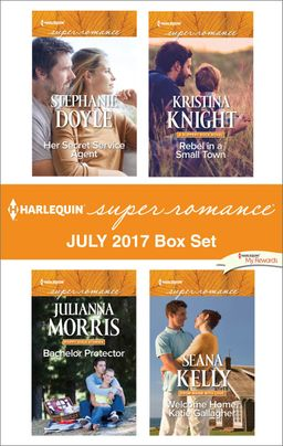 Harlequin Superromance July 2017 Box Set