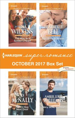 Harlequin Superromance October 2017 Box Set