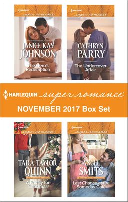 Harlequin Superromance November 2017 Box Set