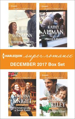 Harlequin Superromance December 2017 Box Set