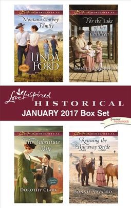 Love Inspired Historical January 2017 Box Set