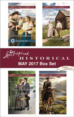 Love Inspired Historical May 2017 Box Set