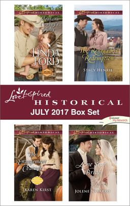 Love Inspired Historical July 2017 Box Set